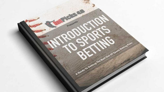 introduction to sports betting tips ebook cover