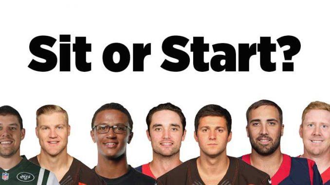 Three Quarterback Competitions in the NFL Pro Picks Scene