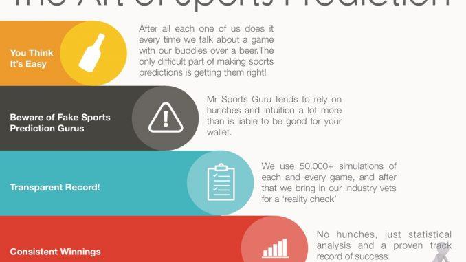 Sports Prediction Art