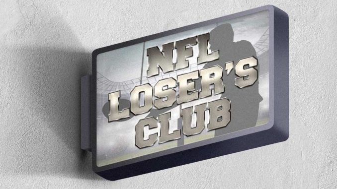 The NFL Loser's Club