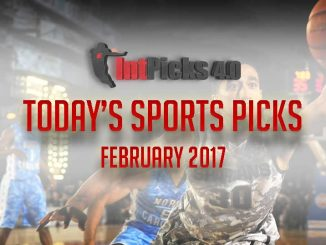 Today's Sports Picks February 2017
