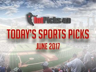 Today's Sports Picks June 2017
